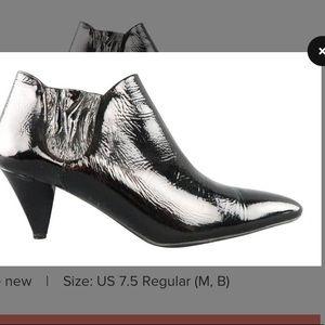 Prada hotter heel ankle boot